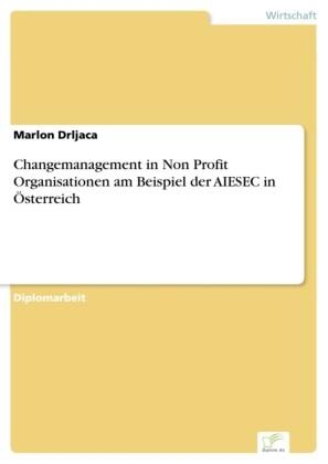 Changemanagement in Non Profit Organisationen am Beispiel der AIESEC in Österreich
