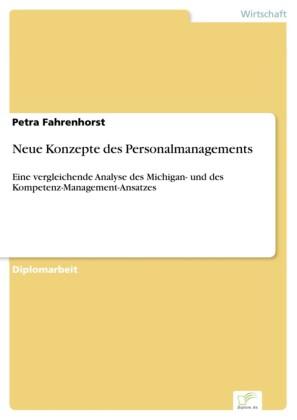 Neue Konzepte des Personalmanagements