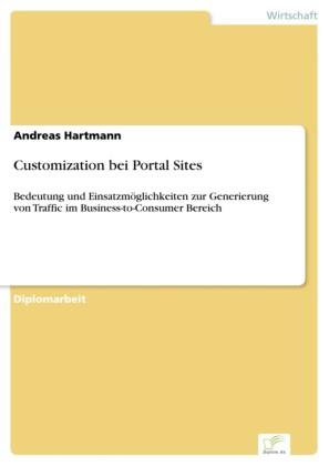 Customization bei Portal Sites