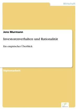 Investorenverhalten und Rationalität