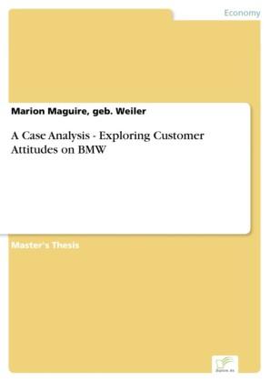 A Case Analysis - Exploring Customer Attitudes on BMW