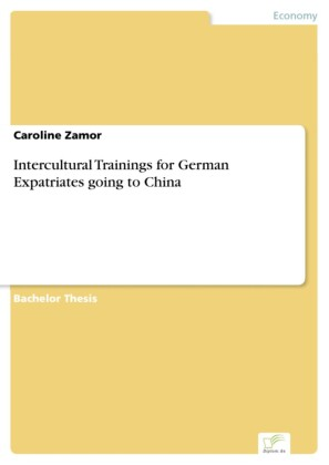 Intercultural Trainings for German Expatriates going to China