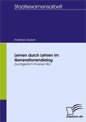 Lernen durch Lehren im Generationendialog