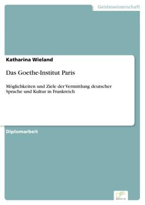 Das Goethe-Institut Paris