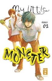 My little Monster Cover