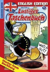 Lustiges Taschenbuch, English Edition - Stories from Duckburg Cover