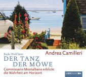 Der Tanz der Möwe, 4 Audio-CDs