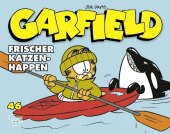 Garfield - Frischer Katzenhappen Cover