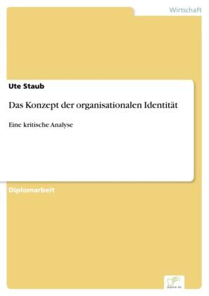 Das Konzept der organisationalen Identität