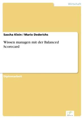 Wissen managen mit der Balanced Scorecard
