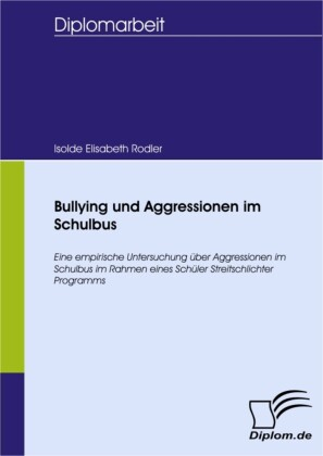 Bullying und Aggressionen im Schulbus