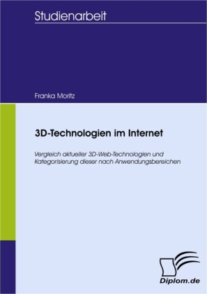 3D-Technologien im Internet