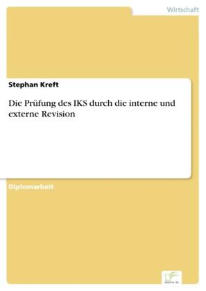 Die Prüfung des IKS durch die interne und externe Revision