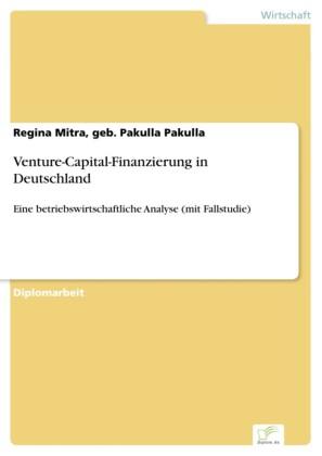 Venture-Capital-Finanzierung in Deutschland