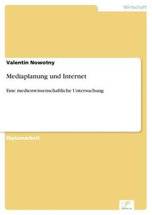 Mediaplanung und Internet