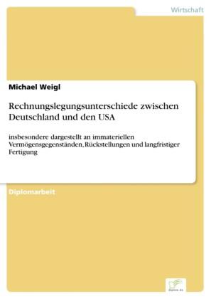 Rechnungslegungsunterschiede zwischen Deutschland und den USA