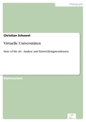 Virtuelle Universitäten