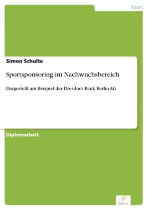Sportsponsoring im Nachwuchsbereich