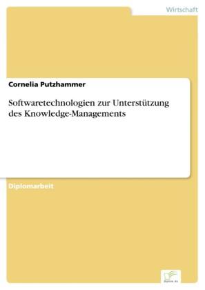Softwaretechnologien zur Unterstützung des Knowledge-Managements
