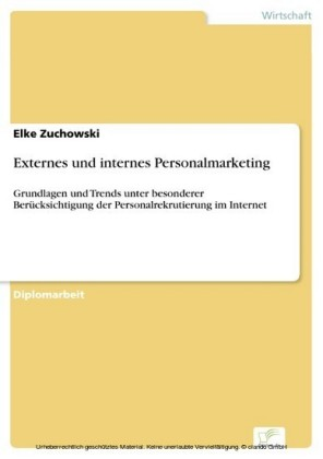 Externes und internes Personalmarketing