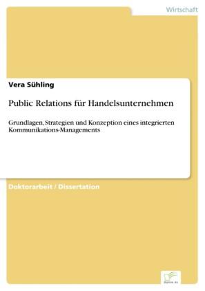 Public Relations für Handelsunternehmen