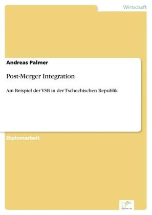 Post-Merger Integration