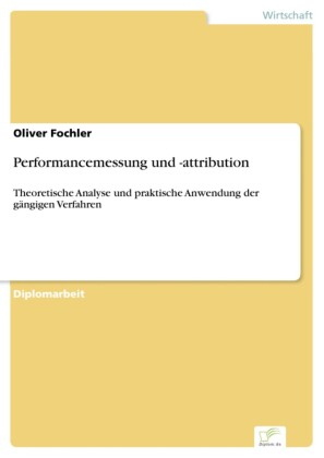 Performancemessung und -attribution