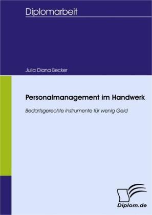 Personalmanagement im Handwerk