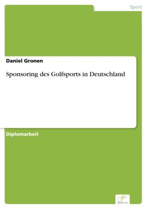 Sponsoring des Golfsports in Deutschland
