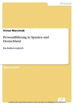 Personalführung in Spanien und Deutschland