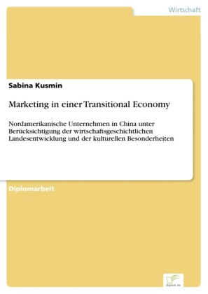 Marketing in einer Transitional Economy