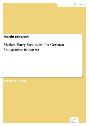 Market Entry Strategies for German Companies in Russia