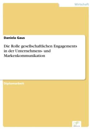 Die Rolle gesellschaftlichen Engagements in der Unternehmens- und Markenkommunikation