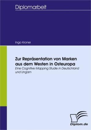 Zur Repräsentation von Marken aus dem Westen in Osteuropa