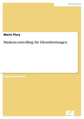 Markencontrolling für Dienstleistungen