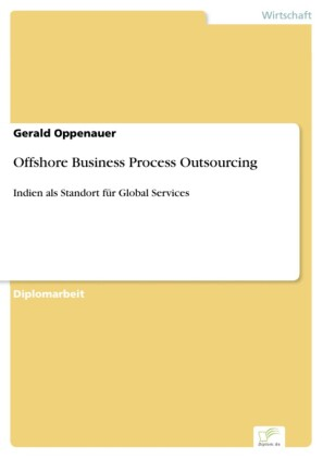Offshore Business Process Outsourcing