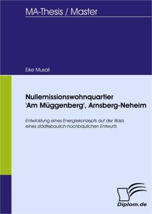 Nullemissionswohnquartier 'Am Müggenberg', Arnsberg-Neheim