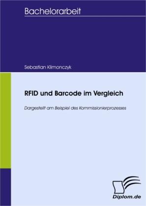 RFID und Barcode im Vergleich