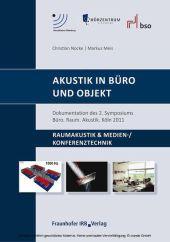 Akustik in Büro und Objekt.
