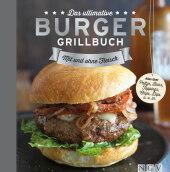 Das ultimative Burger-Grillbuch Cover