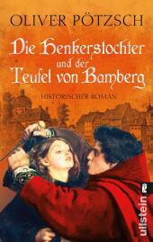 Die Henkerstochter und der Teufel von Bamberg Cover