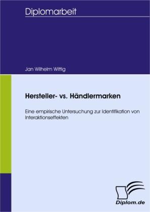 Hersteller- vs. Händlermarken