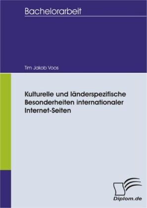 Kulturelle und länderspezifische Besonderheiten internationaler Internet-Seiten