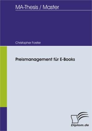 Preismanagement für E-Books