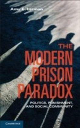 Modern Prison Paradox