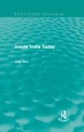 Inside India Today (Routledge Revivals)