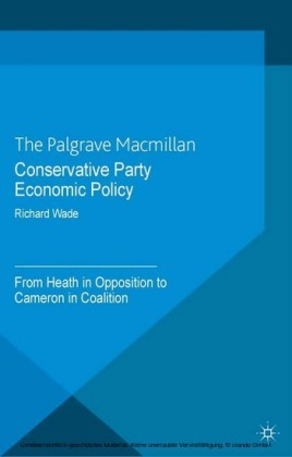 Conservative Party Economic Policy