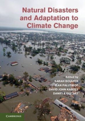 Natural Disasters and Adaptation to Climate Change