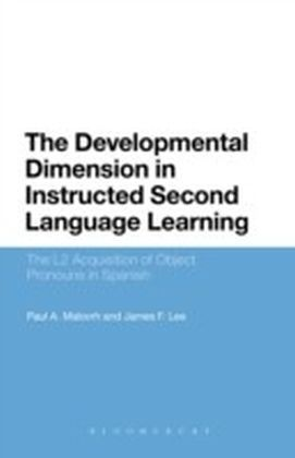 Developmental Dimension in Instructed Second Language Learning