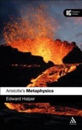 Aristotle's 'Metaphysics'